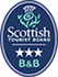 Scottish Tourist Board 3 Star B&B